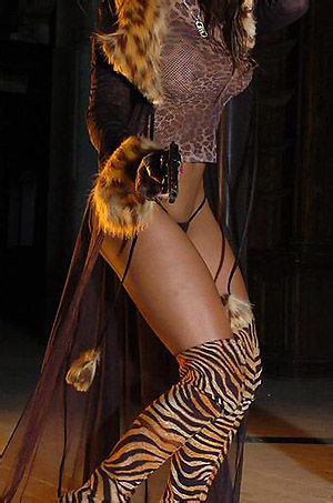 Teri Marquez Gorgeous Exotic Babe