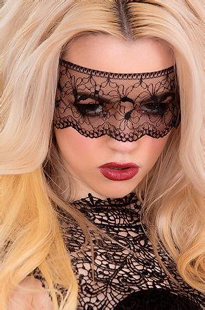 Lauren WK In Black Silk Stockings
