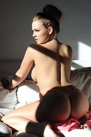 Amazing Assed Jodie Gasson