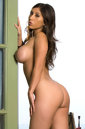 Alexis Breeze Busty Nude Latina Babe