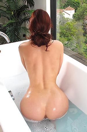 Karlie Montana Takes A Hot Bath