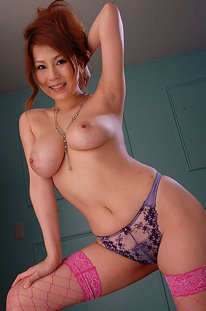 Yuki Aida Shows Her Hot Tits