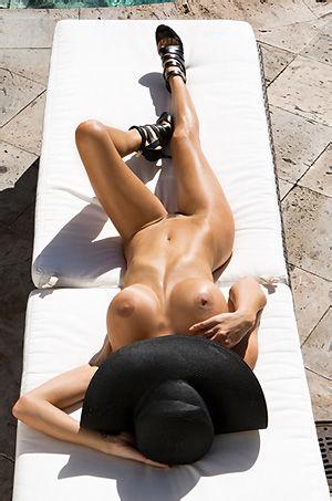 Beautiful Playboy Playmate Dani Mathers