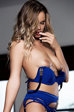 Playboy Beauty Georgie Gee