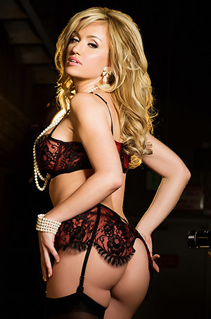 Angela Sommers In Hot Lingerie