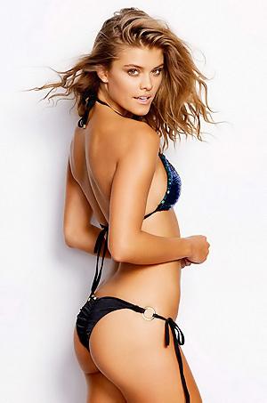 Nina Agdal Lingerie Model