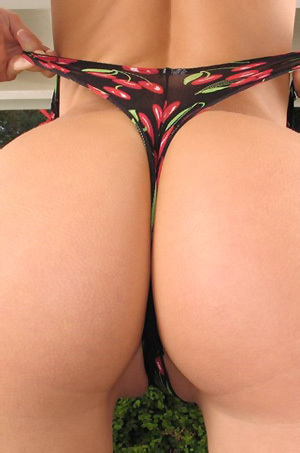 Lena Nicole Perfect Ass