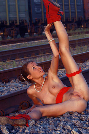 Lyala And The Rails