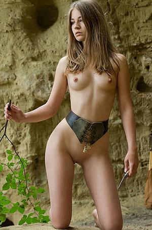 Nastya H Nude Hunter