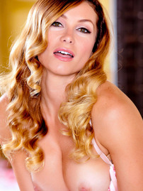 Heather Vandeven Curly Haired Babe