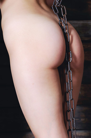 Cassandra Plays With Chains