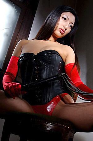 Sexy Asian Mistress Ran Asakawa