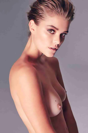 Nina Agdal Totally Naked